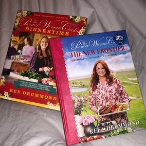 Pioneer Woman cook books